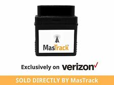 MasTrack Obd Real Time Gps Vehicle Tracker includes 12 Months of Premium Service