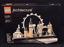 New ListingLego Architecture London-21034-Factory Sealed Box-Brand New!
