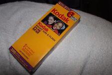 Vintage Kodak Gold 200 - Color print film 135 (35 mm) Iso 168 Exposures New #8