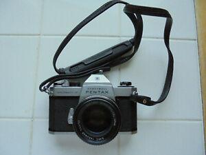 Honeywell Pentax Spotmatic F, #4890216, SMC Takumar 1:1.4/50 Lens #6987555