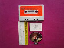 K 7 Cassette / Milosz Magin - Chopin, 24 Preludes, Op, 28 Intégrale