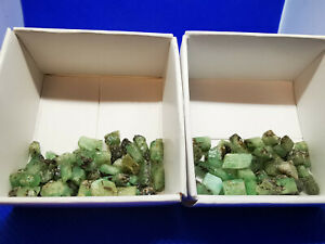 Emerald, Separate Crystals ( 1g pack)