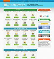 SEO Re-seller Turnkey Website - 40+ Services - Free Installation + Hosting