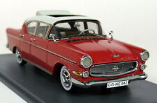NEO 1/43 Scale - 43942 Opel Kapitan 2.5L Red / White - Resin Model Car