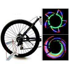 NEW 16 LED Bike Lights for Wheels Bicycle Tire Flashing Cycle Minor Box Damage