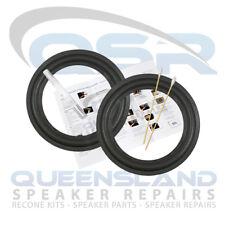 """8"""" Foam Surround Repair Kit to suit Kef Speakers Kef B200 103 104 (FS 179-148)"""