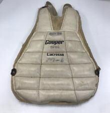 Vintage Cooper Bp80 Junior Lacrosse Chest Protector jr vtg