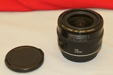 Canon EF 28mm f/2.8 Lens   NICE!