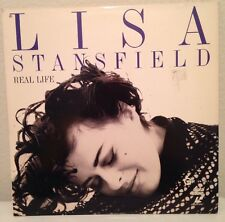 Lisa Stansfield: Real Life (1992) LASERDISC BARRY WHITE  [15722-6]