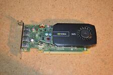 Dell NVidia Low Profile NVS 510 2GB GDDR3 PCI-E 3.0 Video Graphics Card 61P37