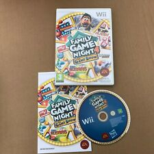 OFFICIAL NINTENDO WII FAMILY GAME NIGHT 4  THE GAME SHOW EDITION GAME