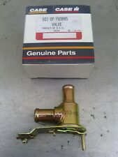 Case IH heater valve tap F63865 new old stock item. Suit many applications.