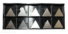 RISHET TOOLS TPG 322 C2 Uncoated Carbide Inserts (10 PCS)