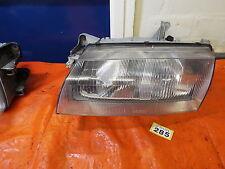 MAZDA 323  BH 3 DOOR HATCHBACK 1994-1998 HEADLIGHT LAMP LIGHT LEFT PASSENGER N/S