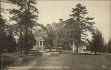Natick MA Leonard Morse Hospital c1910 Real Photo Postcard