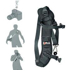 New DSLR Camera Shoulder Strap Body accross Belt Hand Grip For Canon Nikon Sony
