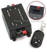 PWM LED Dimmer Regler Controller Funk Remote DC 12V für MR16 LED Strip einfarbig