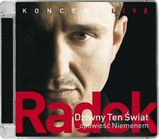 Janusz Radek: Dziwny ten swiat - Opowiesc Niemenem (CD)  NEW