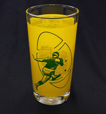"""1962 Green Bay Packers Souvenir Glass - """"NFL World Champions"""" - Exceptional!"""