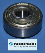 HOOVER, SIMPSON & WESTINGHOUSE DRYER BEARING KIT GENUINE (0542377026)