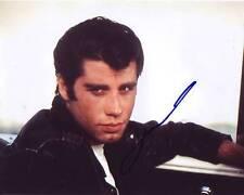 JOHN TRAVOLTA Signed GREASE Photo w/ Hologram COA