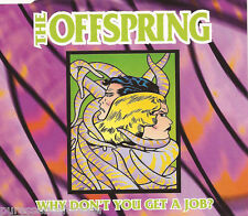 THE OFFSPRING - Why Don't You Get A Job? (UK 3 Tk CD Single Pt 2/No Poster)