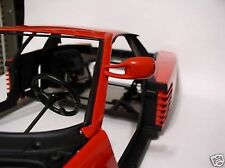 Pocher 1/8 Ferrari Testarossa Red Painted Single Flying Mirror Metal