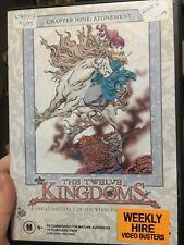 Twelve Kingdoms Volume 9 Atonement ex-rental region 4 DVD (anime)