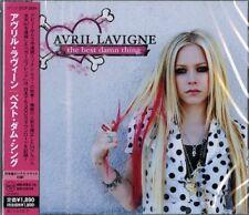 AVRIL LAVIGNE-THE BEST DAMN THING-JAPAN CD BONUS TRACK D73