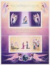 (K30-19) 1980 Christmas Island 1980 Christmas M/S MUH