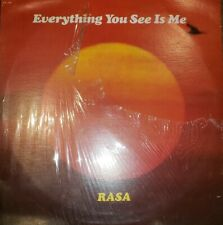 """Rasa 1978 """"Everything You See Is Me"""" LP - RA 106 VG+"""