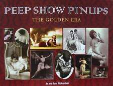 LIVRE/BOOK : PEEP SHOW PINUPS  (photo,carte postale,postcard,cp nu,nude