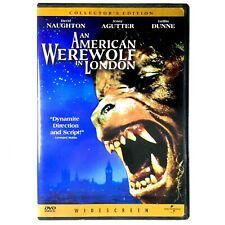 An American Werewolf in London (Dvd, 1981, Widescreen) Like New !