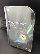 Windows Vista Ultimate ,32/64 bit Vollversion - Deutsch mit MwSt Rechnung