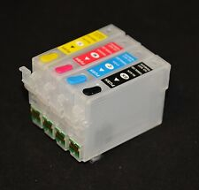 EMPTY REFILLABLE Ink Cartridge for Epson WF2760 WF2750 WF2660 WF2650 T220