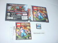 LEGO HARRY POTTER: YEARS 5-7 game complete w/ manual for NINTENDO DS or 3DS