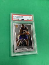 New listing 2012 Panini Prizm Shaquille Oneal MINT PSA 9