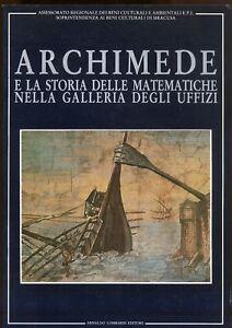 Archimede e la storia delle matematiche nella galleria degli uffizi.