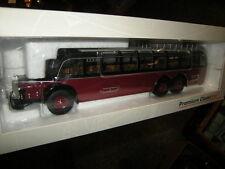 1:43 Premium ClassiXXs Mercedes-Benz o10000 ROSSO-NERO/RED-BLACK N. 12304 OVP