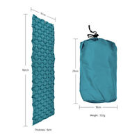 Inflatable Mat Sleeping Pad Camping Hiking Tent Air Mattress Cushion for Outdoor