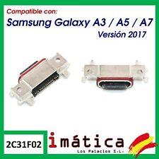 CONECTOR DE CARGA SAMSUNG GALAXY A3 A5 A7 2017 A320 A520 A720 TIPO C PUERTO USB