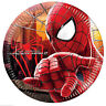 THE AMAZING SPIDER-MAN 2 Tableware Party Supplies Plates Cups Napkins Party Bags
