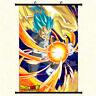 Anime Dragon Ball Z Vegeta Wall Scroll Poster Home Decor Art Cos Painting Gift
