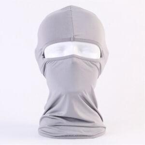 Winter Balaclava Face Mask Cold Weather Windproof Fleece Ski Mask Full Ninja Kid