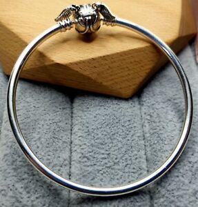 Pandora Bracelet 598619C00 Harry Potter Golden Snitch GRößE 21 S925 ALE