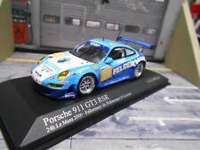 Porsche 911 997 gt3 rsr Le Mans Felbermayr 2009 #70 Lecourt MINICHAMPS 1:43