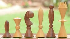 Reproduced ANRI Space Age Chess Set by Arthur Elliott in Sheesham & Box Wood