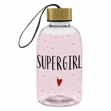 PPD City Bottle Supergirl Wasserflasche Trinkflasche NEU