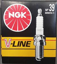 NGK V-Line 39 Zündkerzen 4 Stk. BKR5EYA-11 Toyota #