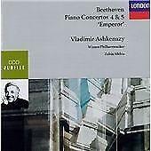 Beethoven: Piano Concertos Nos 4 & 5, , Very Good